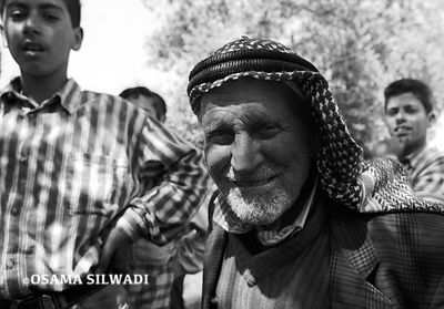 Black & White Shots - Daily Life in Palestine
