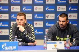SEHA Final Four - press conference