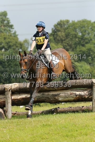 Iping Horse Trials 2014 - BE100 (10-05 to 11-49)