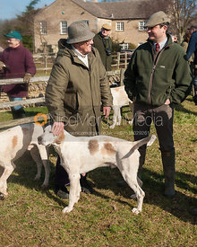 The Meet - Neil Coleman's last day, Toft, Lincolnshire