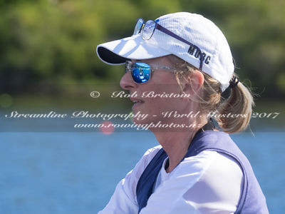 Taken during the World Masters Games - Rowing, Lake Karapiro, Cambridge, New Zealand; ©  Rob Bristow; Frame 373 - Taken on: T...