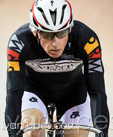 Master C Sprint Qualification.  2015 Canadian Track Championships, October 8, 2015