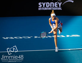 Sydney International 2018, Sydney, Australia - 7 Jan