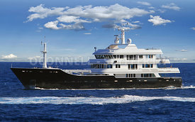 Superyacht Grand Rusalina