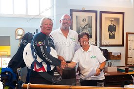 Prize-giving at Weymouth Regatta 2018, 20180909017.
