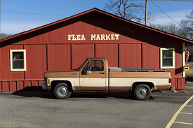 """Flea Market Ford - 72032"" (2011)"