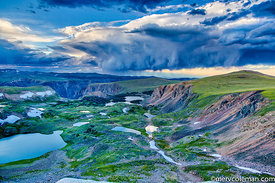 787 Beartooth Basin Storm
