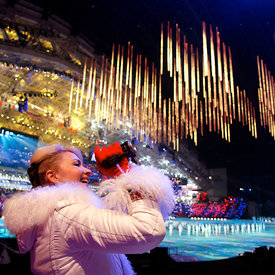 WINTER OLYMPICS 2014 / EVENTS