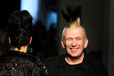 Jean-Paul Gaultier  Fashion Designer .