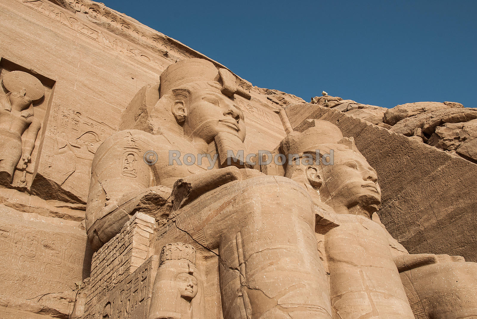 The Guardians of Abu Simbel