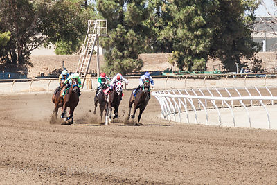 Racing at Sacramento