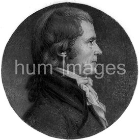 John Marshall, head-and-shoulders portrait, right profile ca 1808