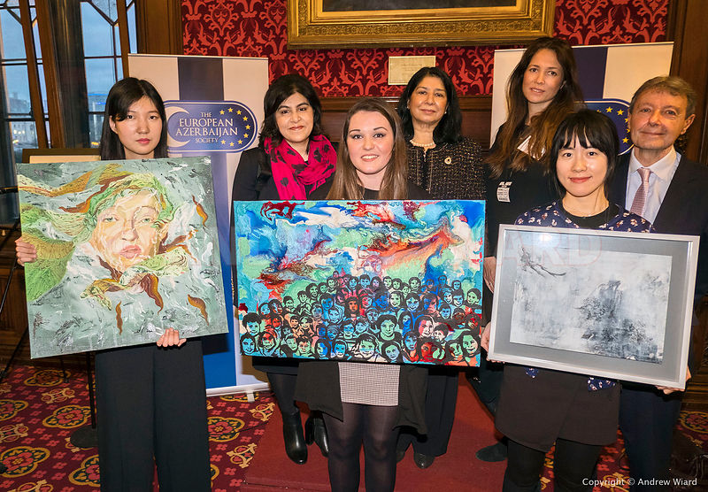 House of Commons. Khojaly Peace Prize.