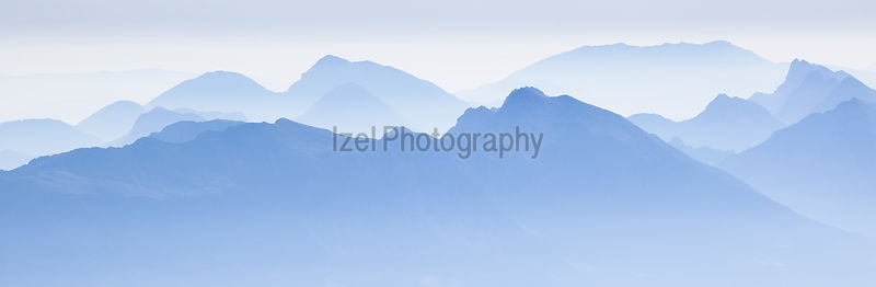Blue Ridge Mountains - Mountain Photography