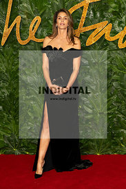 Cindy Crawford attends The Fashion Awards 2018 at The Royal Albert Hall. London, UK. 10/12/2018