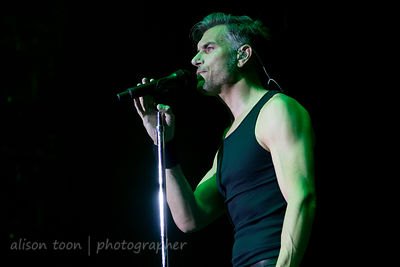 Nick Hexum, vocals, 311