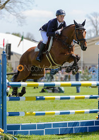 Michael Jung and LA BIOSTHETIQUE - SAM FBW - show jumping phase,  Badminton Horse Trials 2012.