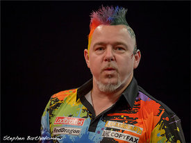2013 World Darts Championships Alexandra Palace Dec 13th