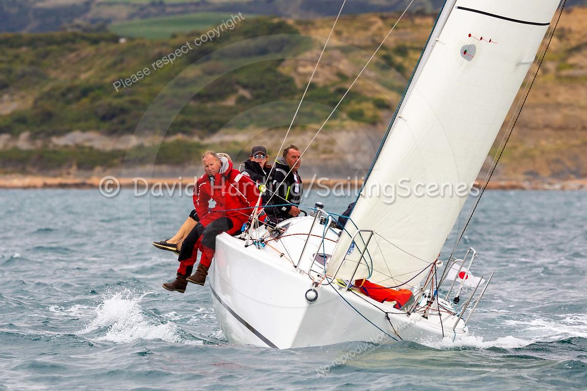 Qu' au Rhum 2, GBR4672L, Archambault Grand Surprise, Weymouth Regatta 2018, 20180908251.