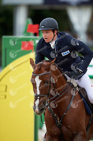 Kreuzer Andreas (GER) and CALVILOT