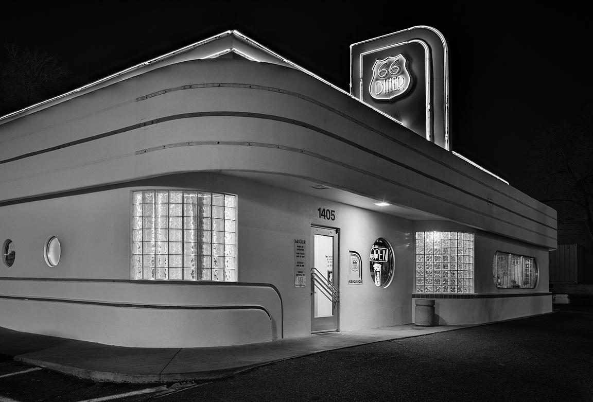 Route 66 Diner Night