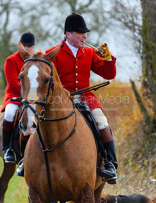 The Belvoir Hunt at Debdale Farm 10/11