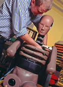 EuroSID crash test dummy