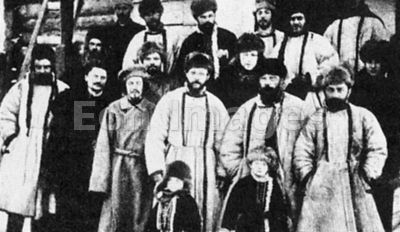 St. Petersburg Soviet members exiled to Siberia