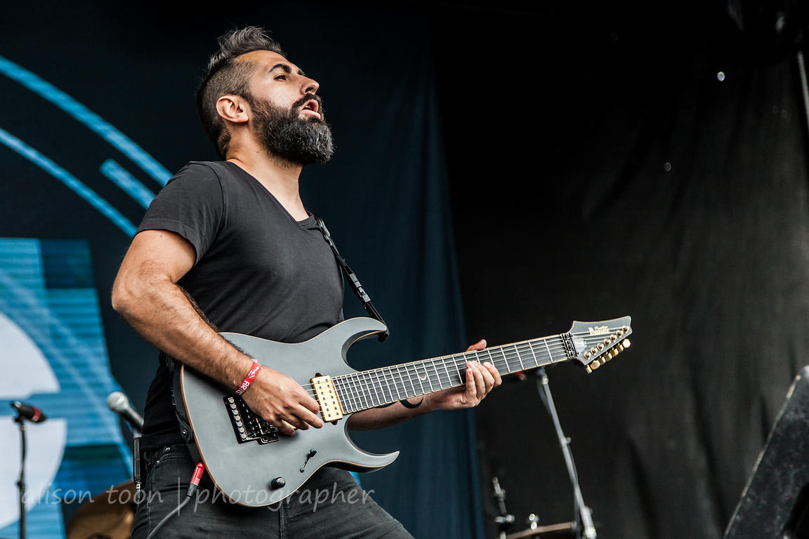 Jake Bowen, guitar, Periphery