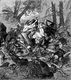 Battle of Teutoburger Wald