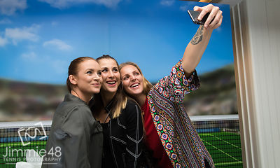 2019, Tennis, Charleston, Volvo Car Open, United States, Mar 31