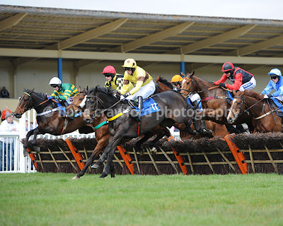 The newtonabbotracing.com Handicap Hurdle Race (Class 4)