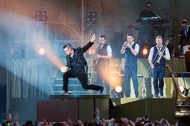 Robbie Williams - Koning Boudewijn Stadion 2013