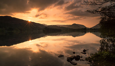 Grasmere sunset