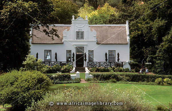 Photos And Pictures Of Zevenwacht Vineyard Manor House Cape Dutch