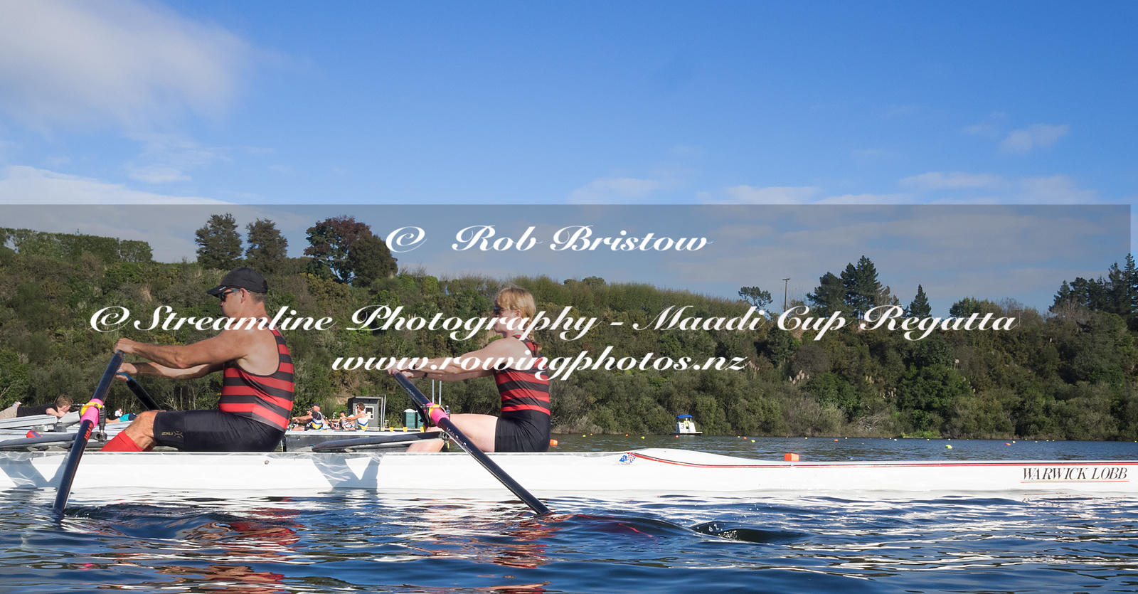 Taken during the World Masters Games - Rowing, Lake Karapiro, Cambridge, New Zealand; ©  Rob Bristow; Frame 1321 - Taken on: ...