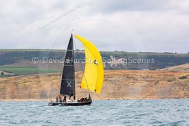Bengal Magic, IRL725, J35, Weymouth Regatta 2018, 20180908658.