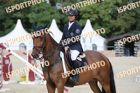 MAKOWEI Philipp (GER) and CHELSEA 96 during LAKE ARENA - The Summer Circuit II, CSI2*, GRAND PRIX, 145 cm, 2017 August 27 - W...