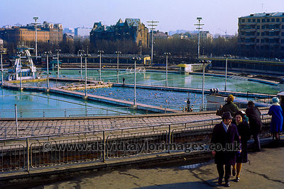 Moskva Pool | Moscow | April 1976