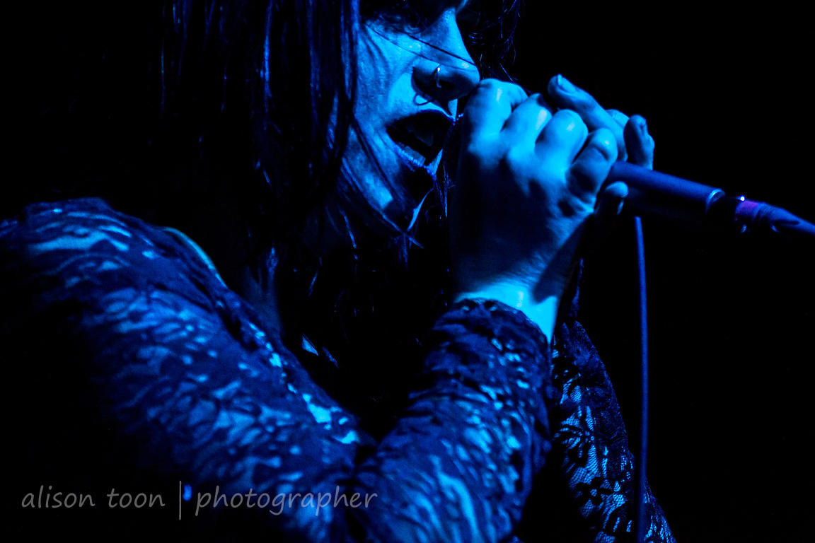 Chibi, vocals, The Birthday Massacre, Sacramento