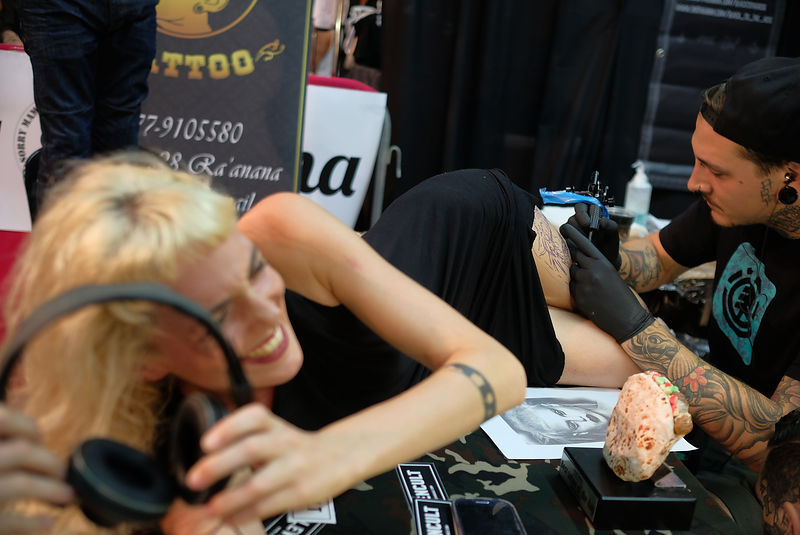 Israel Tattoo Convention