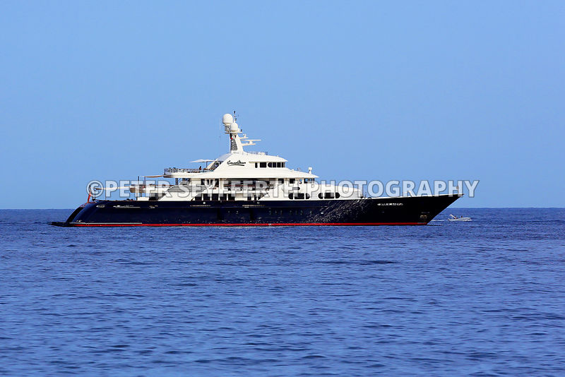 Superyacht Cocoa bean