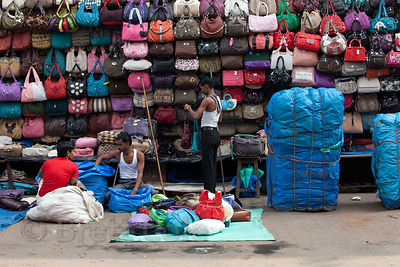 "Leather handbags for sale, Newmarket, Kolkata, India. Search the archive for ""leather"" to see more about leather manufacturin..."