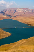 Sterkfontein dam, near Harrismith, South Africa