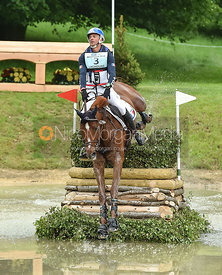 Karim-Florent Laghouag and PUNCH DE L'ESQUES, Equitrek Bramham Horse Trials 2018