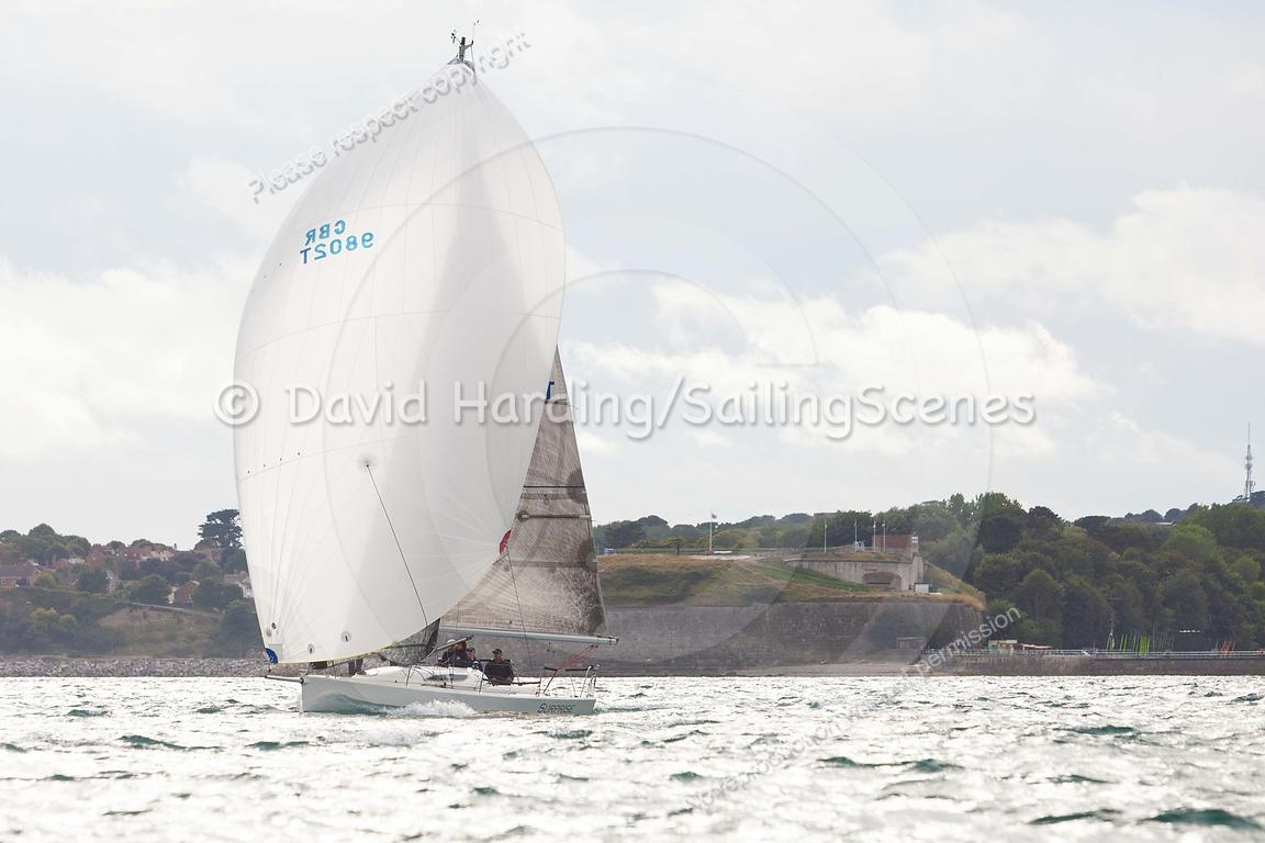 Surprise, GBR9802T, Archambault Grand Surprise, Weymouth Regatta 2018, 201809081493.