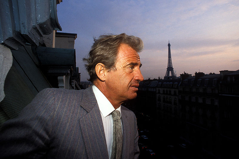 Jean-Paul Belmondo, acteur (Paris)