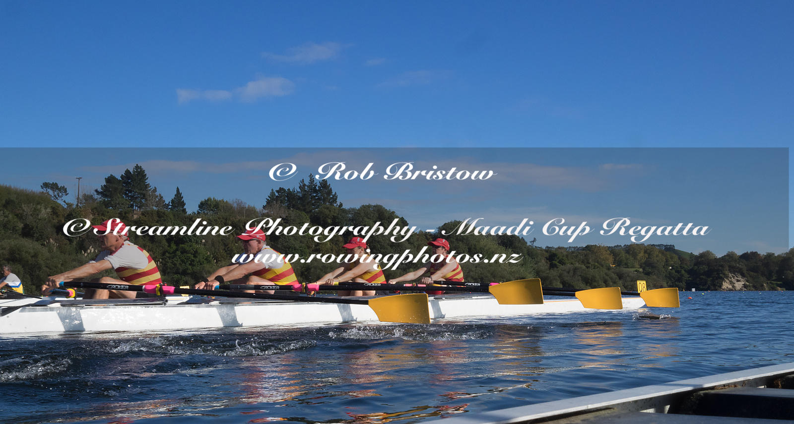 Taken during the World Masters Games - Rowing, Lake Karapiro, Cambridge, New Zealand; ©  Rob Bristow; Frame 1341 - Taken on: ...