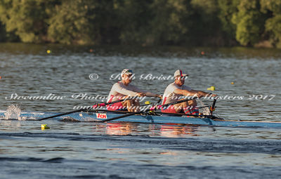 Taken during the World Masters Games - Rowing, Lake Karapiro, Cambridge, New Zealand; Wednesday April 26, 2017:   8322 -- 201...