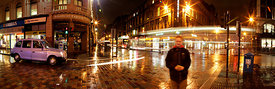 12.11.12.Panoramic shots around Central Station..Renfield Street, Glasgow..Picture Copyright:.Iain McLean,.79 Earlspark Avenu...